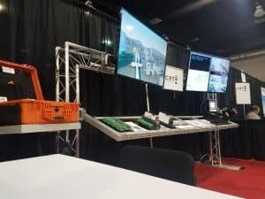 Hydrocarbon Measurement Command Center