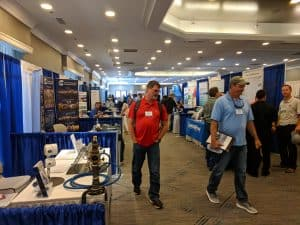 ASGMT 2018 Exhibit Hall Houston