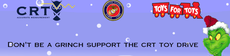 CRT Services Toys For Tots