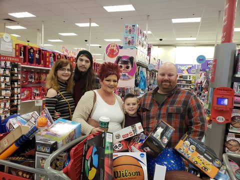 Toy Donation Conroe, Texas