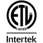 ETL Listed Certificate