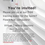 FlowX Training Event Invitation 1